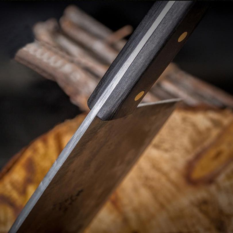 Hunter's Hand Forged Chef Knife