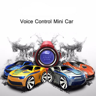 Smart Watch Voice Control RC Car