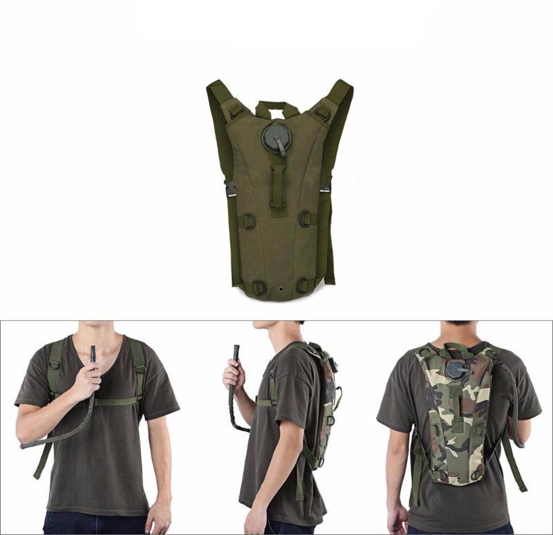 3L Tactical Hydration Pack