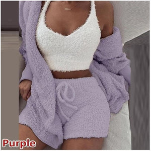 Hold Me Tight 3 Piece Set | Lavender