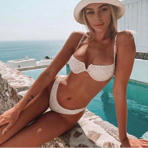 Hailey Two Piece Bikini Set