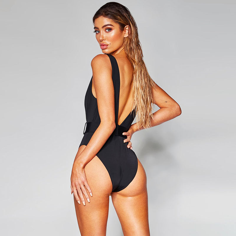 Take The Plunge Deep V One-Piece