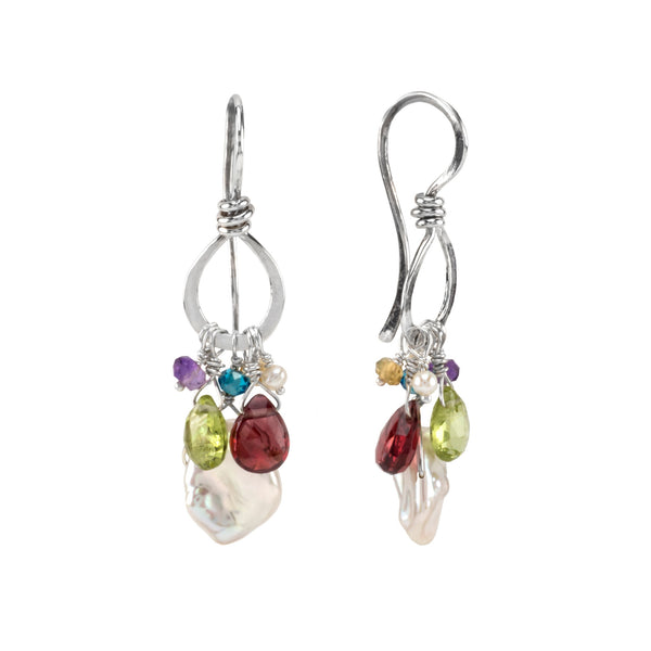 The Charm Drop Earring