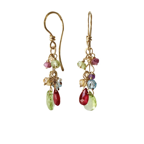 The Single Bauble Drop Earring