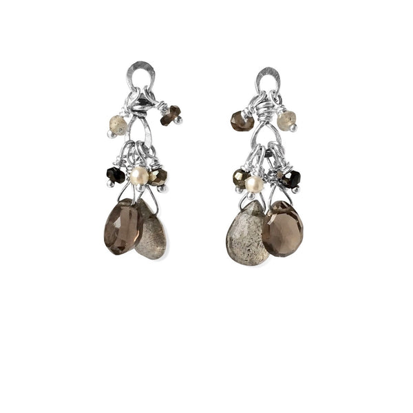 The Single Bauble Post Earring