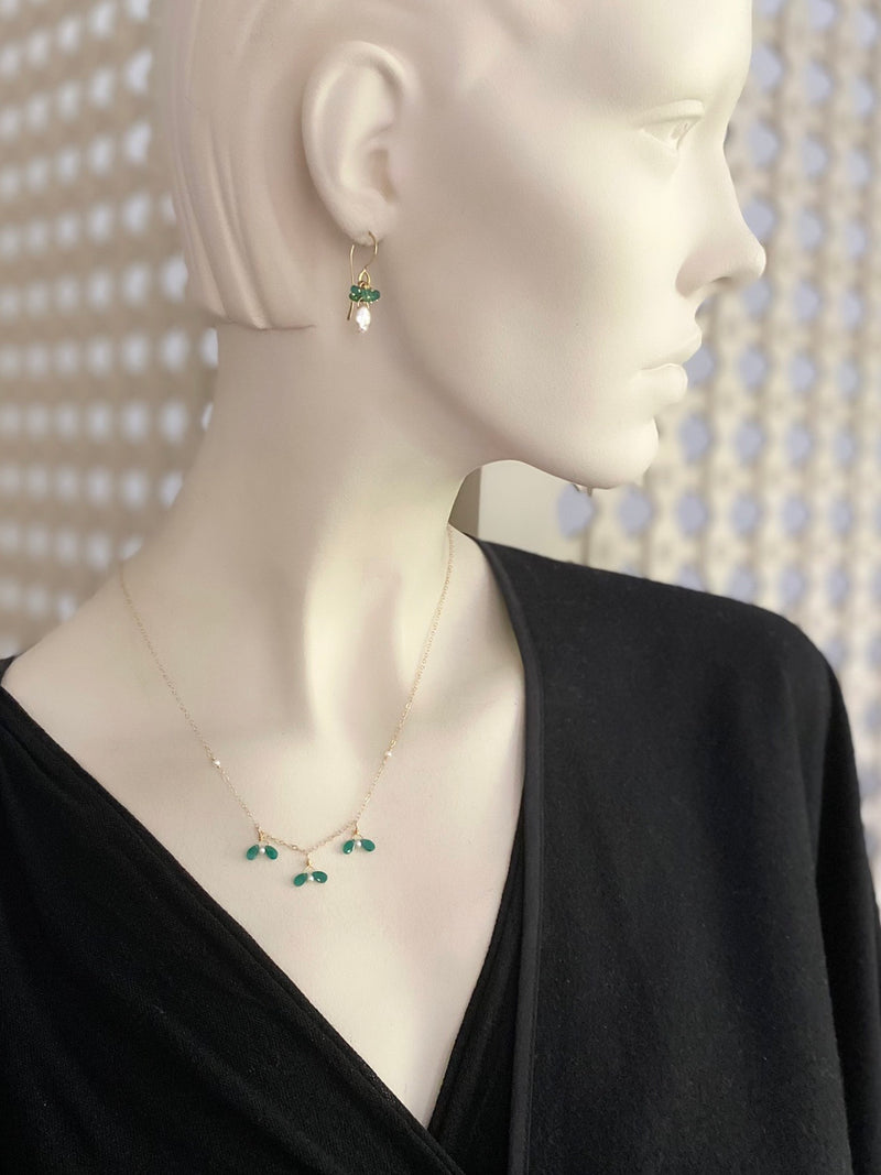 Three Firefly Front, Green Onyx!