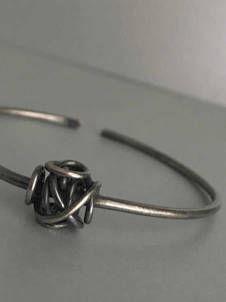 Single Sculpture Cuff