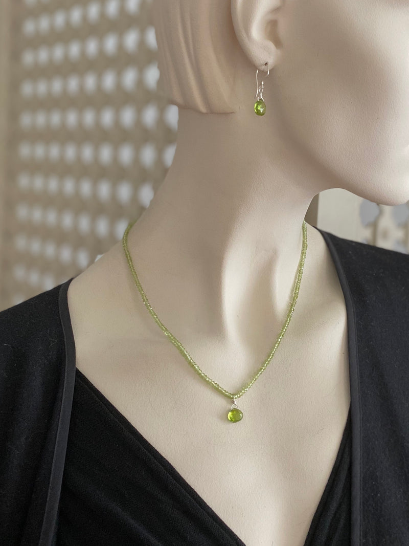 Pretty in Peridot!