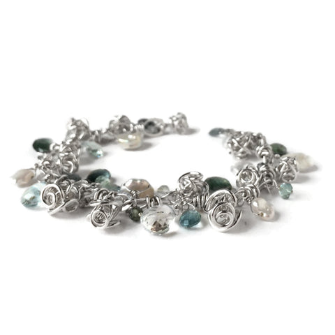 The Bauble Charm Link Bracelet