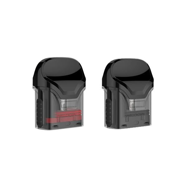 Uwell Crown Replacement Pods 1.0Ohms - 0.6Ohms - class1vape.com