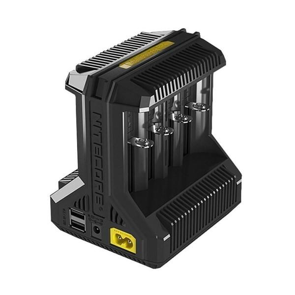 Nitecore New i8 Multi-Slot IntelliCharger - class1vape.com
