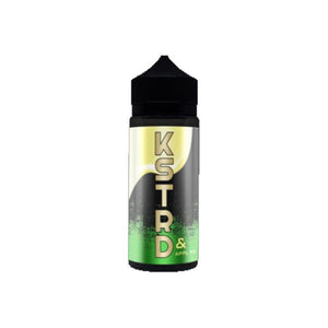 KSTRD by Just Jam 0mg 100ml Shortfill (80VG/20PG) - class1vape.com