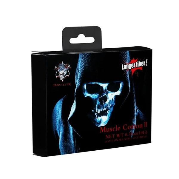 Demon Killer Muscle Cotton II - class1vape.com