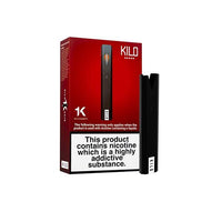 Limited Edition Starter Kit - Kilo 1K e-Cigarette (Device + 4 Pods) - class1vape.com