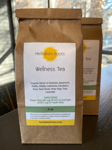 Wellness Tea 4oz