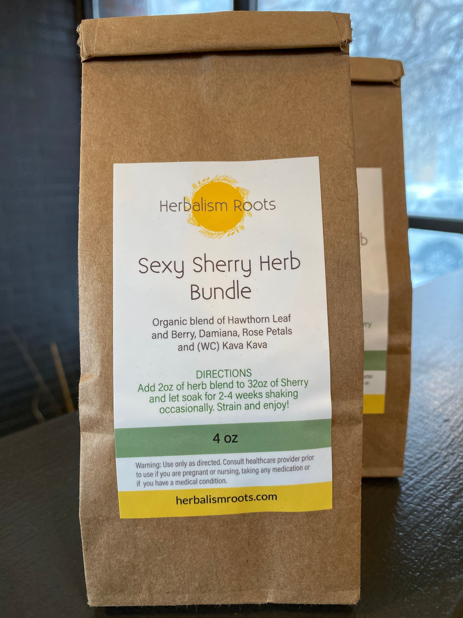 Sexy Sherry Herb Bundle 4oz