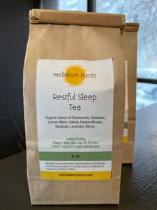Restful Sleep Tea 4oz