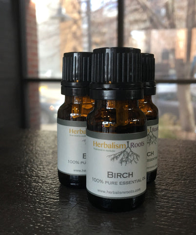 Birch Essential Oil 1/3oz