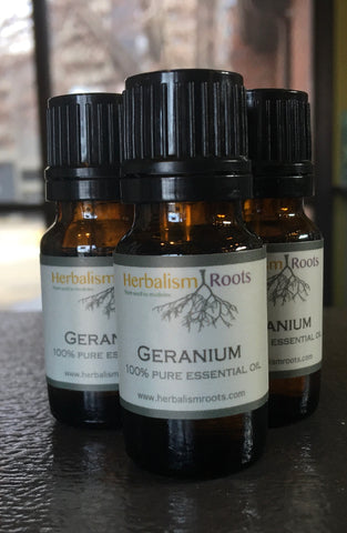 Geranium Essential Oil 1/3oz