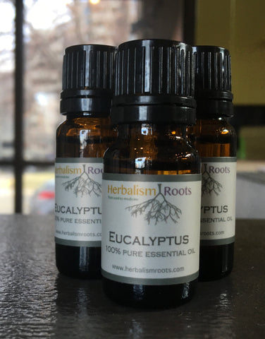 Eucalyptus Essential Oil 1/3oz