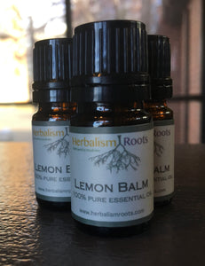Lemon Balm Essential Oil 1/3oz