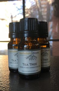 Tea Tree Essential Oil 1/3oz