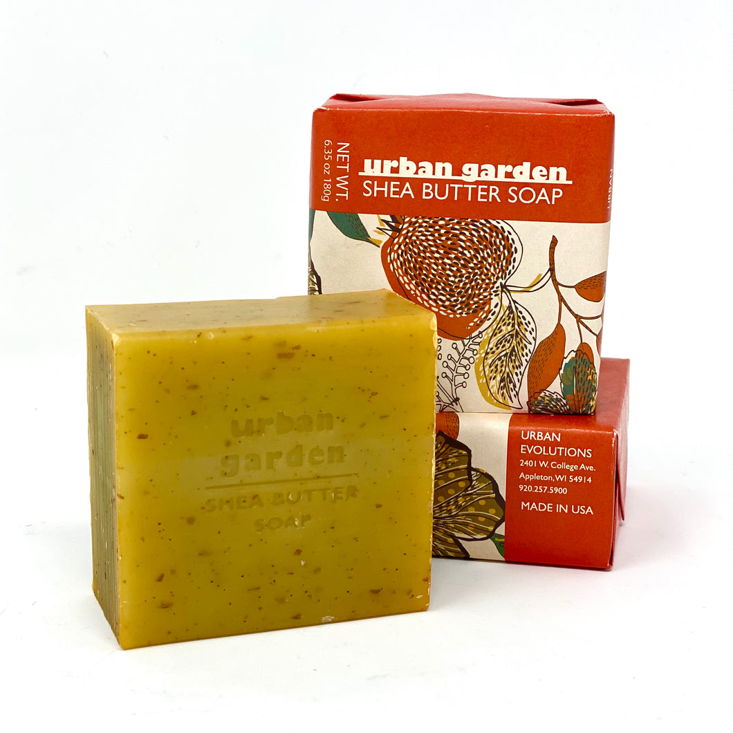 Urban Garden - Shea Butter Bar Soap