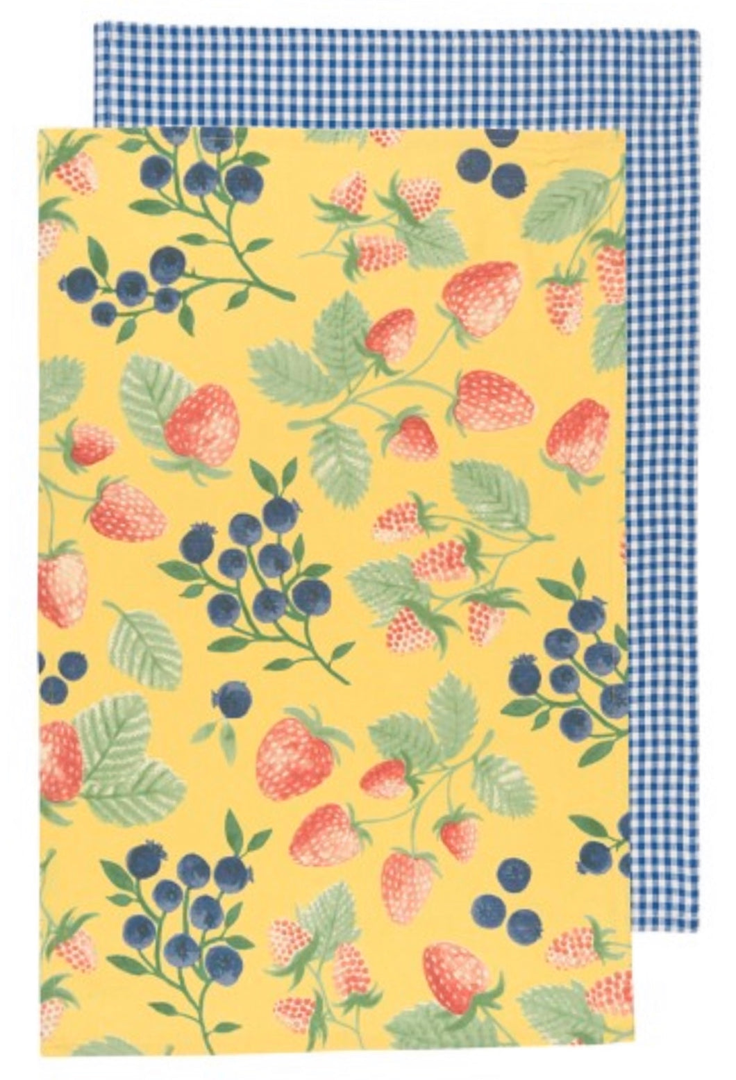 Berry Cotton Kitchen Towels