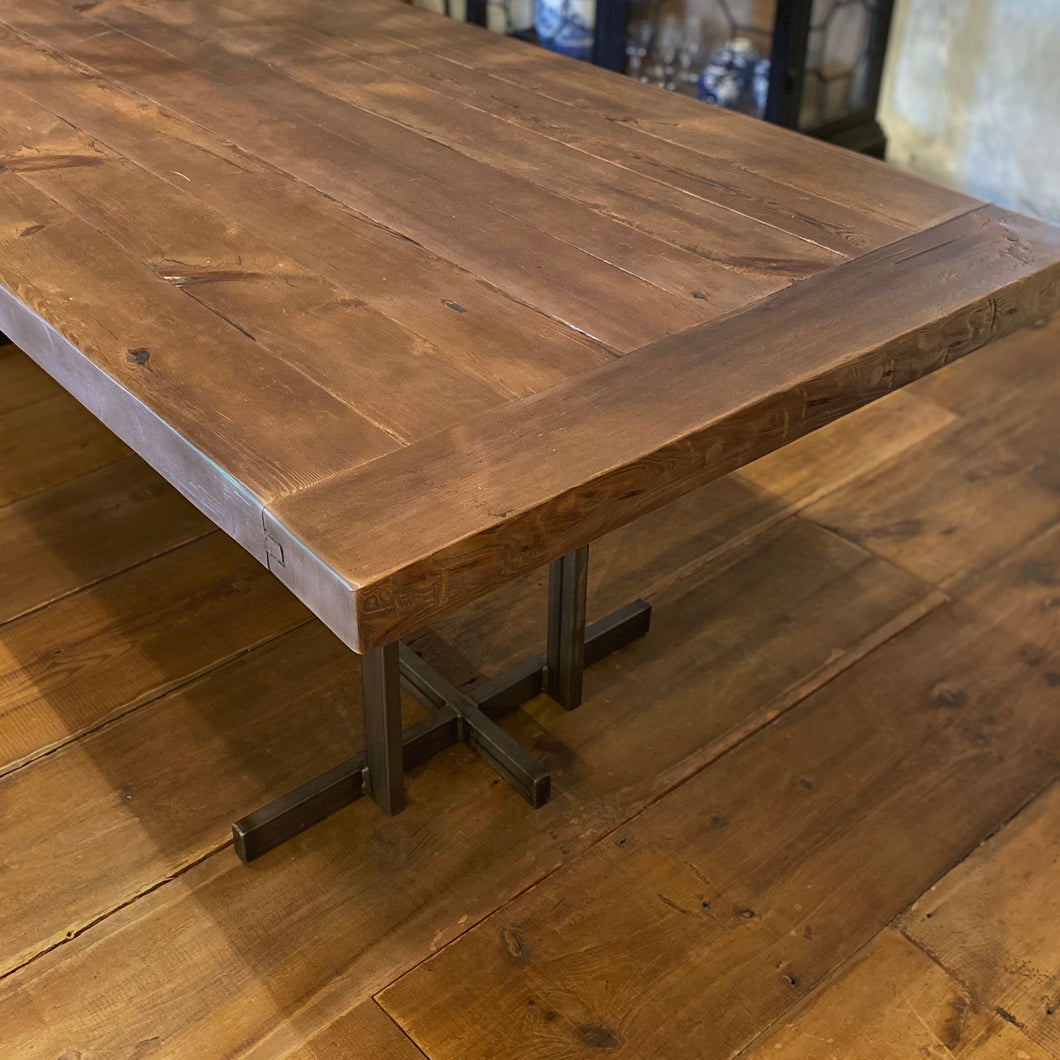3X Pine Wright Table