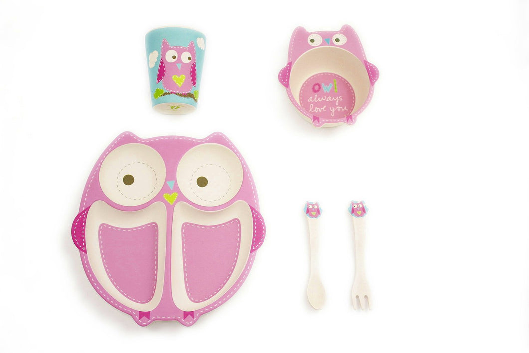 Owl Kids Set