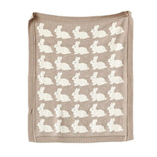 Load image into Gallery viewer, Kids Bunny Blanket