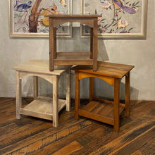 Load image into Gallery viewer, Reclaimed Pine Shaker Side Tables