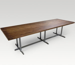 Oak Wright Dining Table