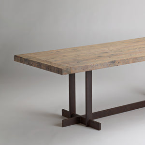 Custom Order Pine Wright Dining Table