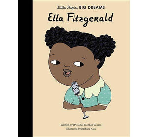 Ella Fitzgerald Children's Book