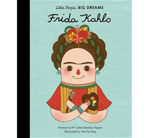 Frida Kahlo Children's Book