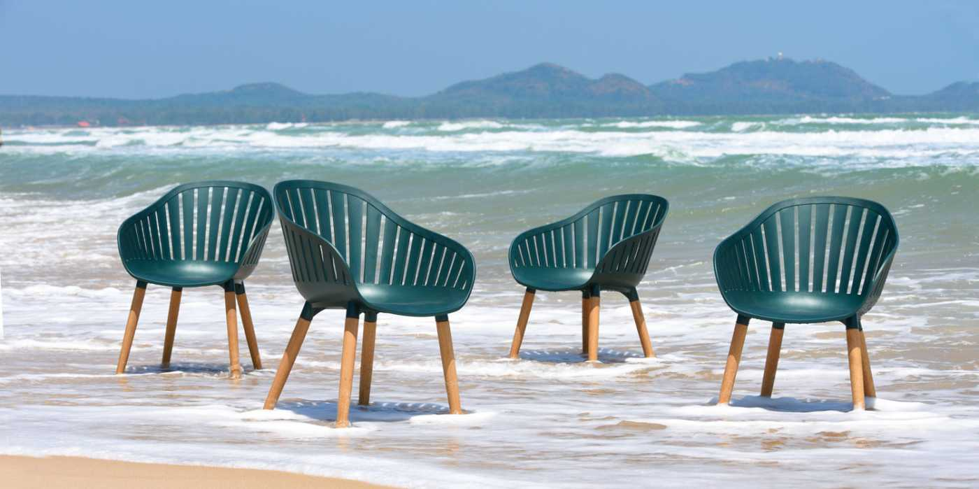 DuraOcean | 100% Recycled Ocean Plastic Waste | Second Shop | Upcycling Furniture