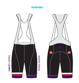 Castelli 2015 Women's Team Bibshort -Kiss PAD (TL0220)