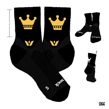 Socks- Swiftwick black