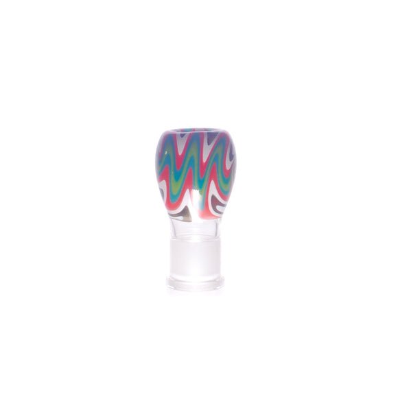 Nameless Glass Zig Zag Bowl - Female