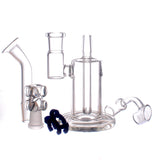 Chameleon Glass Complete Solution Water Pipe