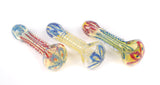 Nameless Glass Coiled Spoon Pipe