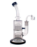 Nameless Glass Double 8-Arm Tree Combo Rig