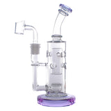 Nameless Glass Straight Fab Egg Dab Rig