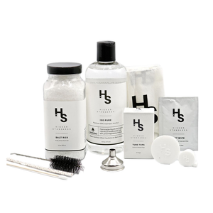 Higher Standards Supreme Clean Kit with Iso Pure
