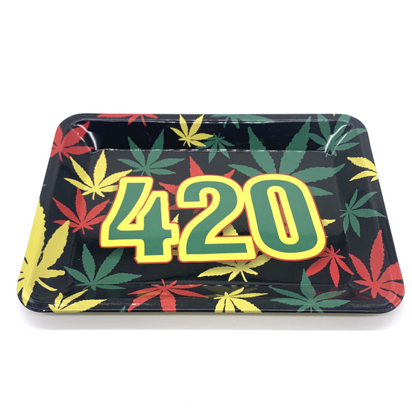 420 Rolling Tray - 5