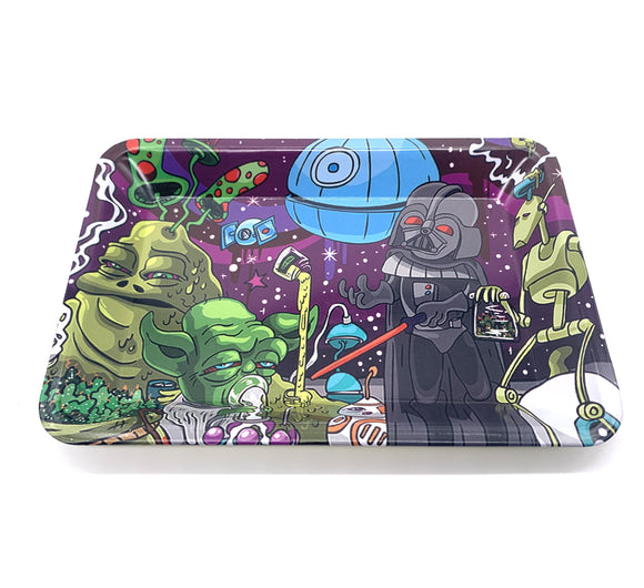 Weed Wars Rolling Tray - 5