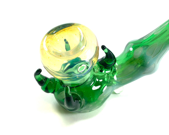 Nameless Glass Claw Spoon Pipe