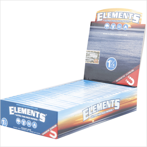 Elements Ultra Rice Paper - 1 1/4