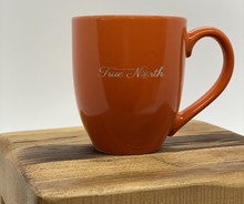 Load image into Gallery viewer, Follow-Your-True-North-Mug-Orange